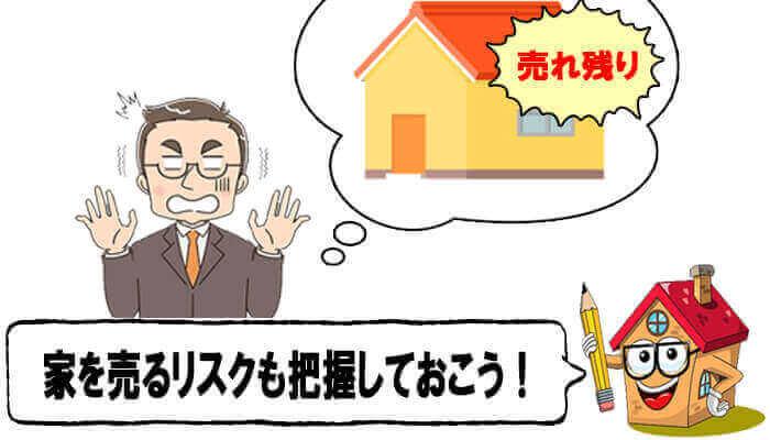 家を売るリスク